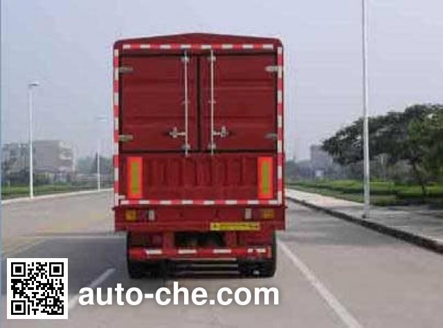 Tianxiang QDG9291CLX stake trailer