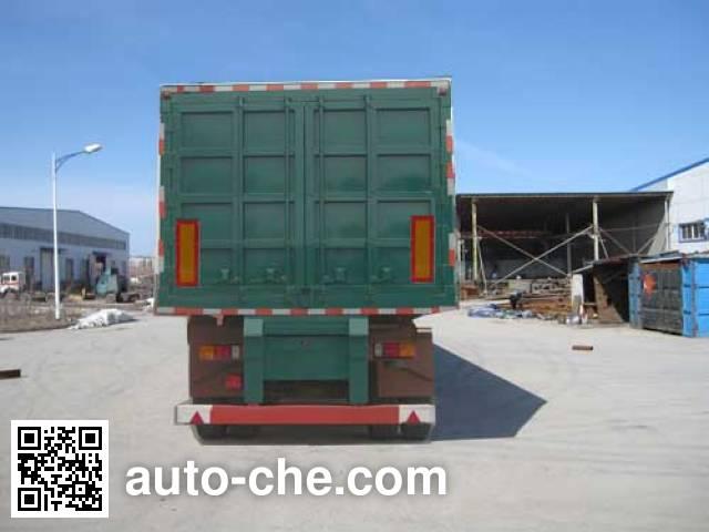 Tianxiang QDG9409XXY box body van trailer