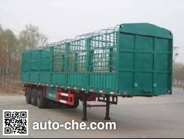 Huachang QDJ9390CSY stake trailer