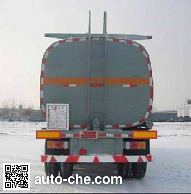 华昌牌QDJ9400GLY沥青运输半挂车