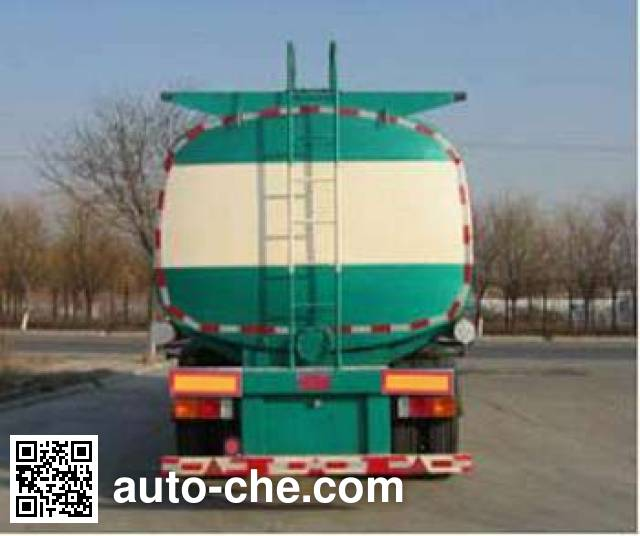 Huachang QDJ9400GYS liquid food transport tank trailer