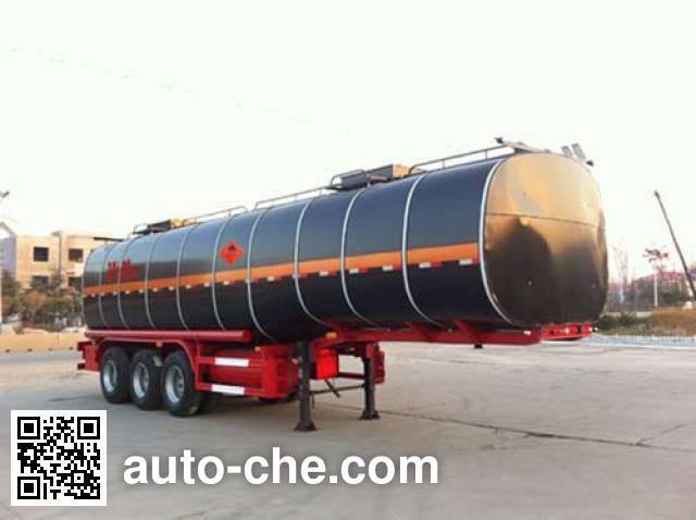 Huachang QDJ9401GLY liquid asphalt transport tank trailer