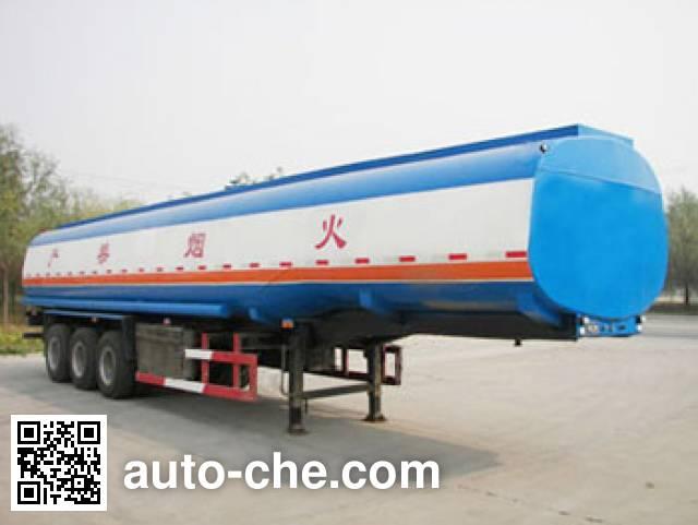 Huachang QDJ9401GYY oil tank trailer
