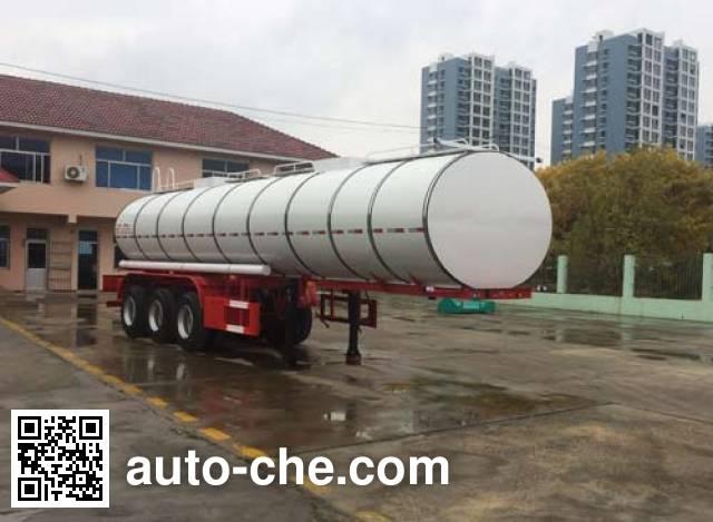Huachang QDJ9402GYS liquid food transport tank trailer