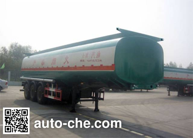 Huachang QDJ9403GYY oil tank trailer