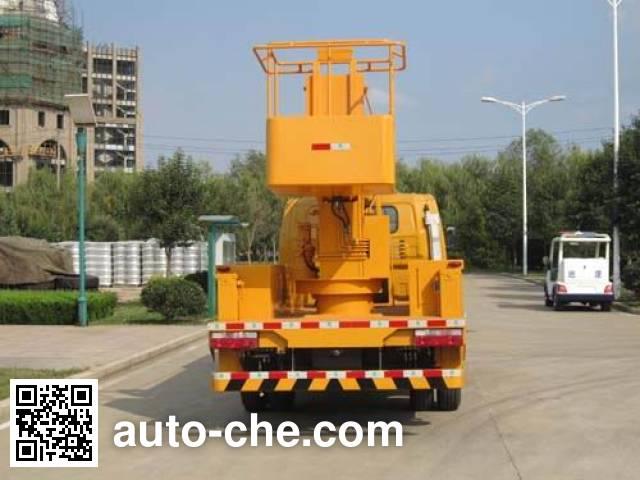 Qingte QDT5070JGKH14 aerial work platform truck