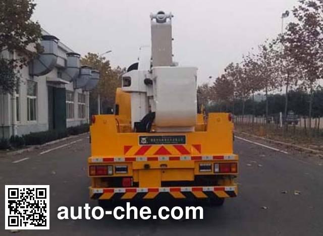 Qingte QDT5090JGKJ15 aerial work platform truck