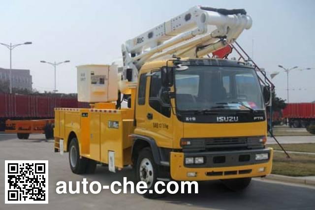 Qingte QDT5131JGKI17 aerial work platform truck