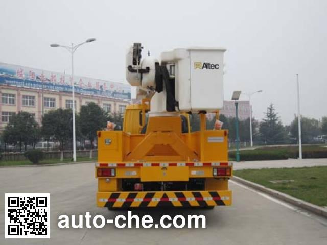 Qingte QDT5141JGKI19 aerial work platform truck