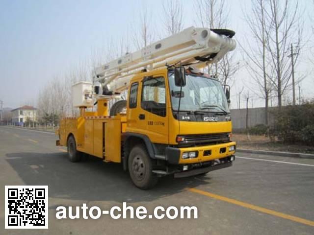 Qingte QDT5141JGKI20 aerial work platform truck