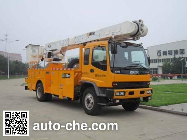 Qingte QDT5142JGKI19 aerial work platform truck