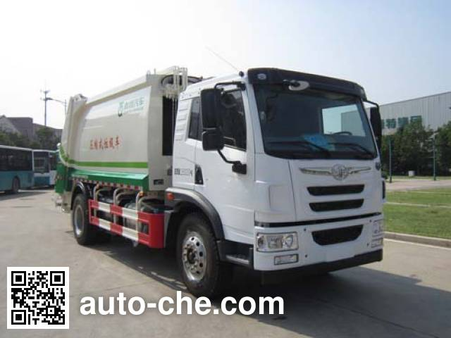 Qingte QDT5160ZYSC5 garbage compactor truck