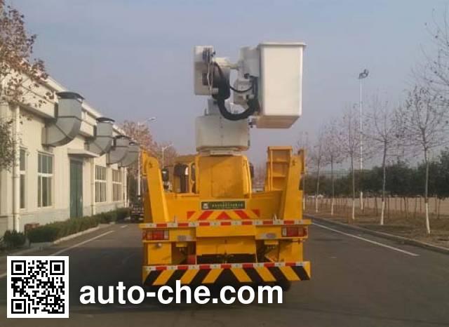 Qingte QDT5190JGKJ aerial work platform truck