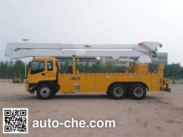 青特牌QDT5191JGKJ高空作业车