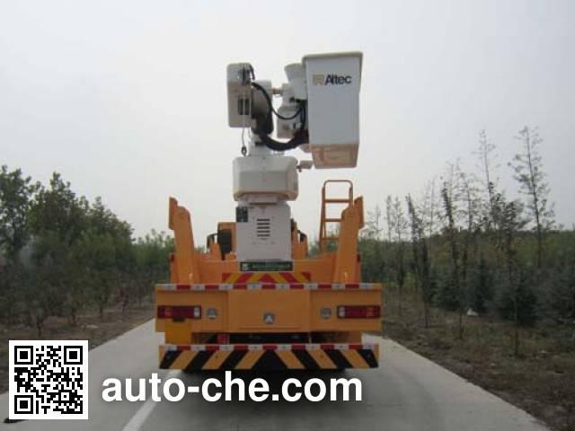 Qingte QDT5220JGKS aerial work platform truck