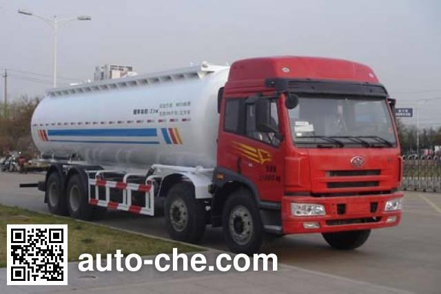 青特牌QDT5310GSNC散装水泥运输车