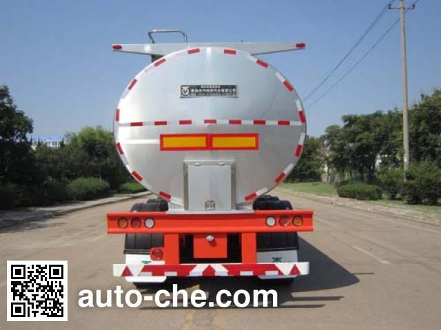 Qingte QDT9401GYS liquid food transport tank trailer