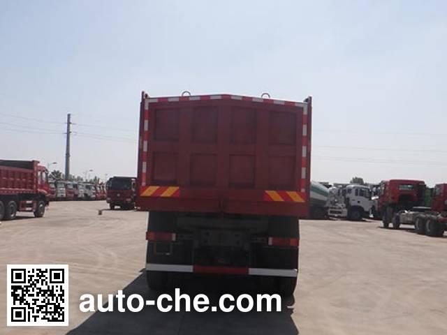 Qingzhuan QDZ3250ZJM5G38E1 dump truck