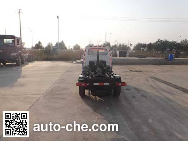 青专牌QDZ5030ZXXBBD车厢可卸式垃圾车