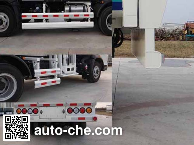 Qingzhuan QDZ5080TCAZHL2ME1 food waste truck