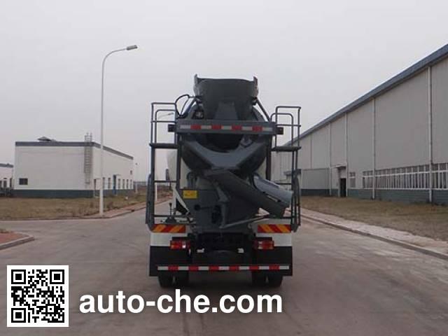 Qingzhuan QDZ5160GJBZHCD1 concrete mixer truck
