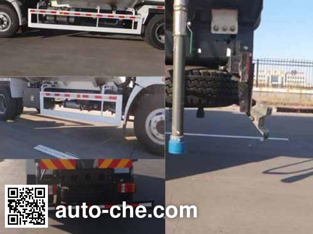 Qingzhuan QDZ5160GSSZHG3WD1 sprinkler machine (water tank truck)