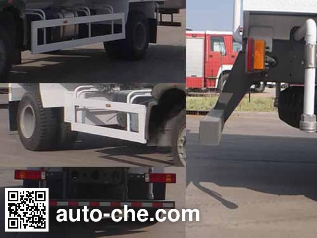 Qingzhuan QDZ5160GSSZHT5GD1 sprinkler machine (water tank truck)