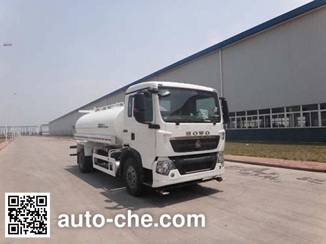 Qingzhuan QDZ5160GSSZHT5GE1 sprinkler machine (water tank truck)