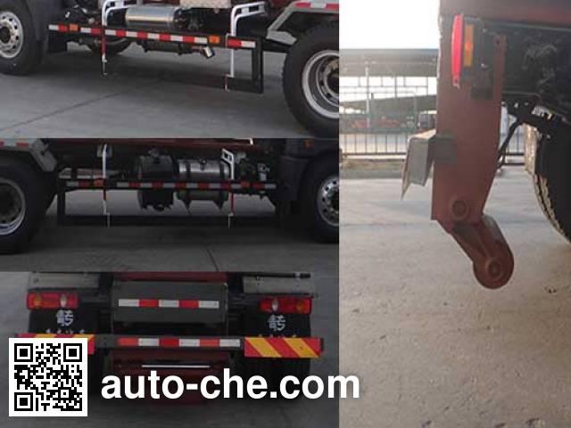 Qingzhuan QDZ5160ZXXCJD detachable body garbage truck