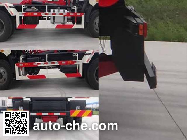 Qingzhuan QDZ5160ZXXCJE detachable body garbage truck