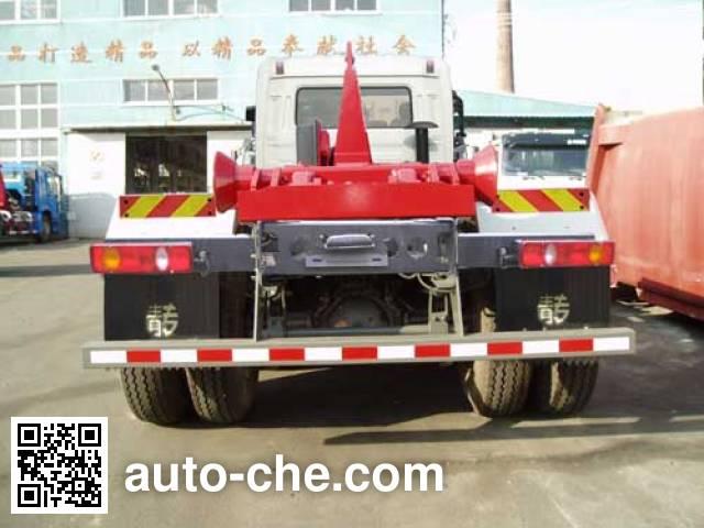 青专牌QDZ5160ZXXEJ车厢可卸式垃圾车