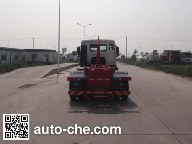 青专牌QDZ5160ZXXZHT5G车厢可卸式垃圾车
