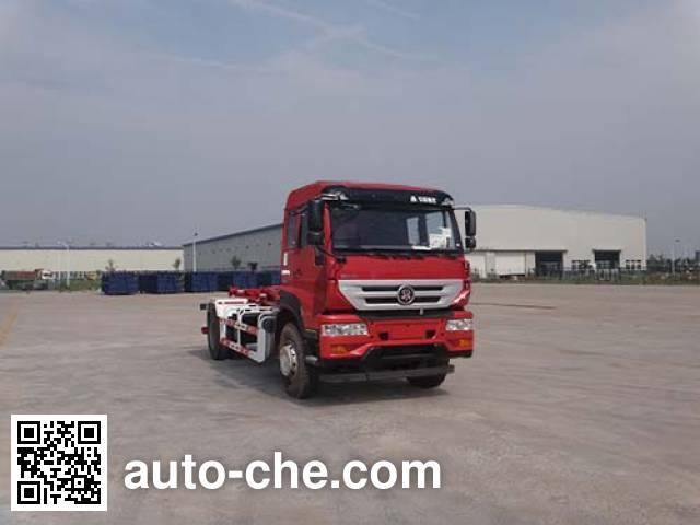 Qingzhuan QDZ5160ZXXZJM5GD1 detachable body garbage truck