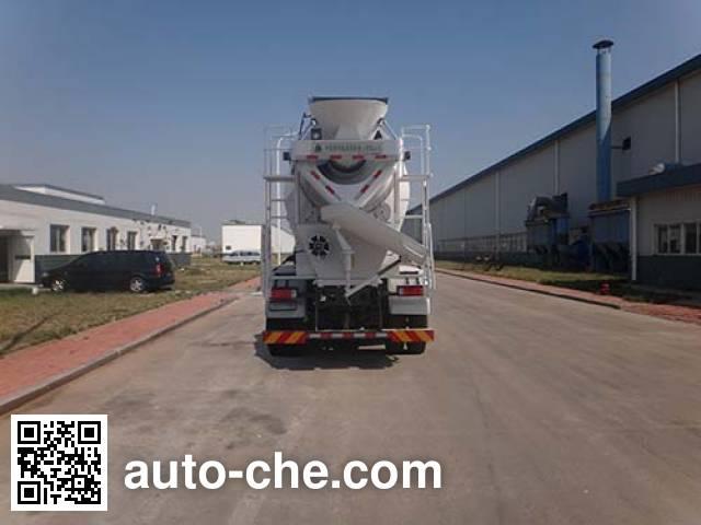 Qingzhuan QDZ5250GJBZH32D1 concrete mixer truck