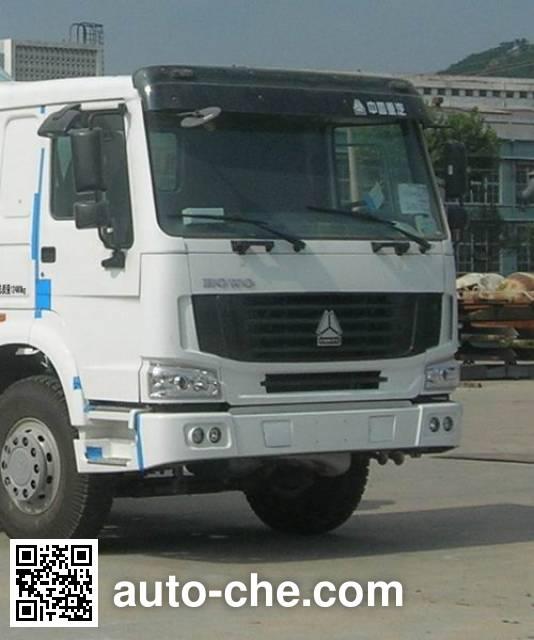 Qingzhuan QDZ5250GJBZH43D1 concrete mixer truck