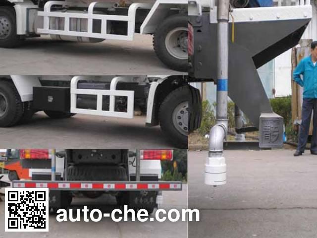 Qingzhuan QDZ5250GSSZH sprinkler machine (water tank truck)