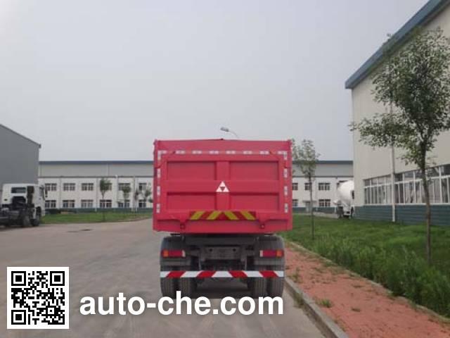 Qingzhuan QDZ5250ZLJZHT7M38 dump garbage truck