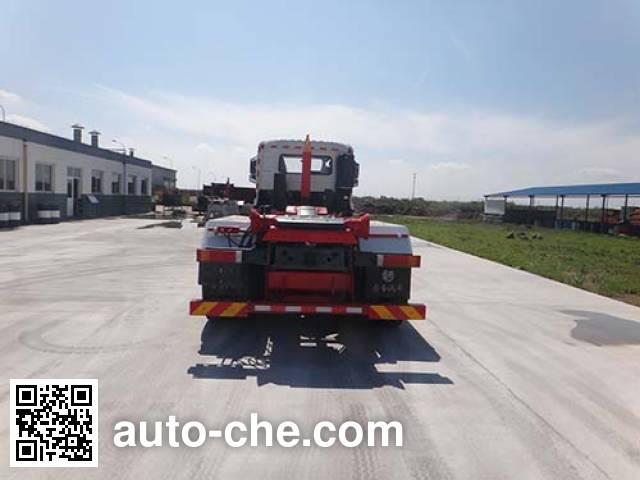 Qingzhuan QDZ5250ZXXETE detachable body garbage truck