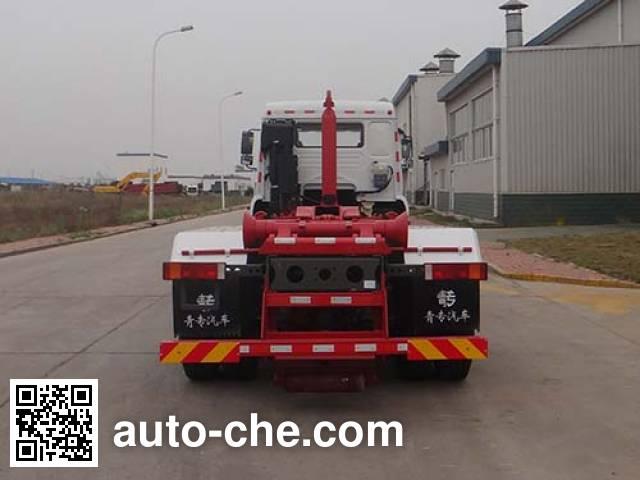 青专牌QDZ5250ZXXZJM5GD1车厢可卸式垃圾车