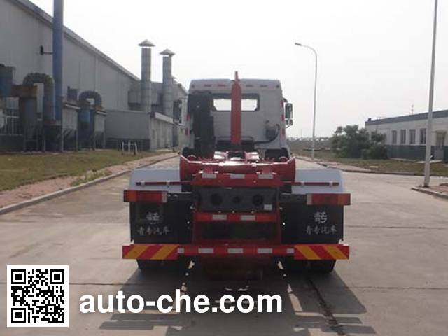 青专牌QDZ5250ZXXZJM5GE1车厢可卸式垃圾车