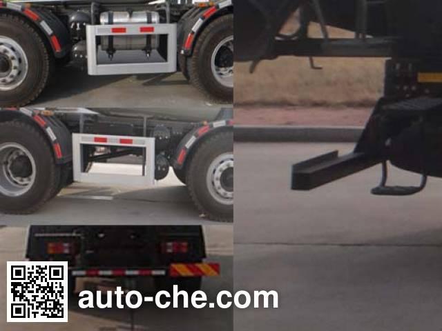 青专牌QDZ5251GJBZHG3WD1混凝土搅拌运输车