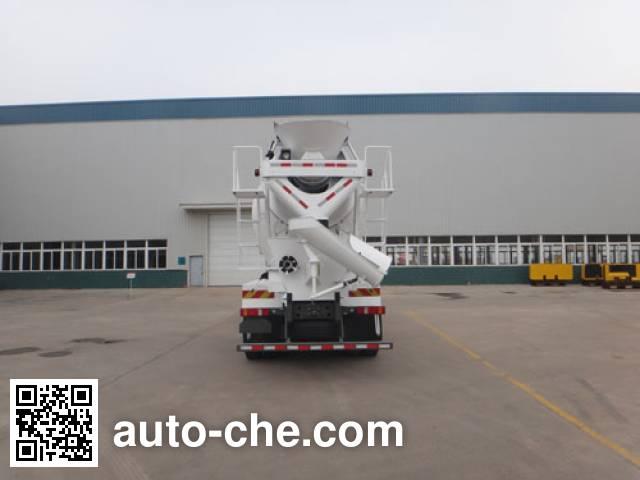 Qingzhuan QDZ5258GJBZHT7H concrete mixer truck