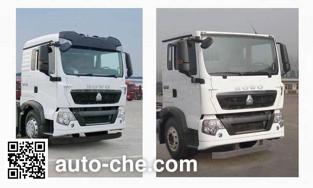 Qingzhuan QDZ5310GSSZHT5GD1 sprinkler machine (water tank truck)