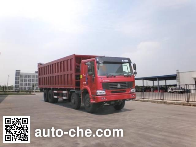 Qingzhuan QDZ5310ZDJZH48 docking garbage compactor truck