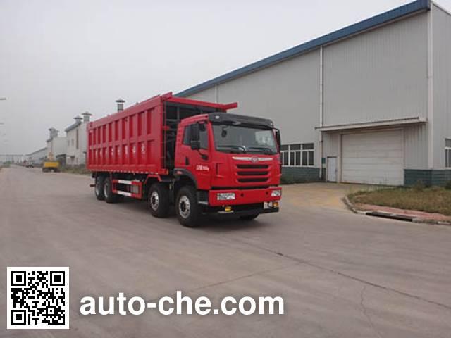 Qingzhuan QDZ5310ZLJCD46 garbage truck