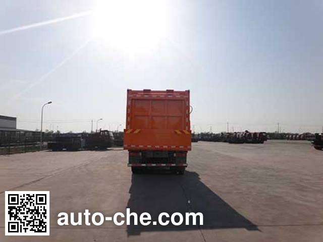 Qingzhuan QDZ5310ZLJZHE1 garbage truck