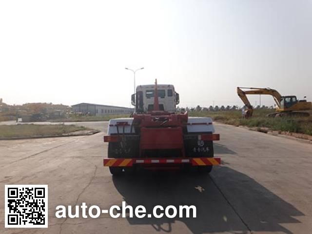 青专牌QDZ5310ZXXZHT5GE1车厢可卸式垃圾车