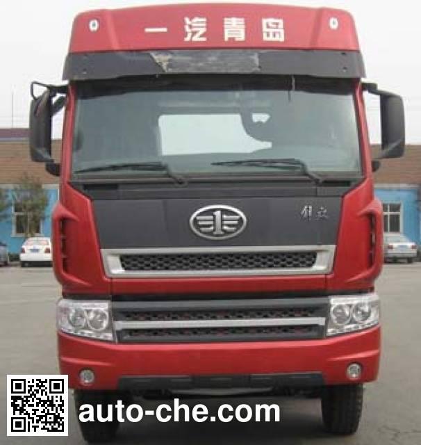 Qingzhuan QDZ5311GFLCJ bulk powder tank truck