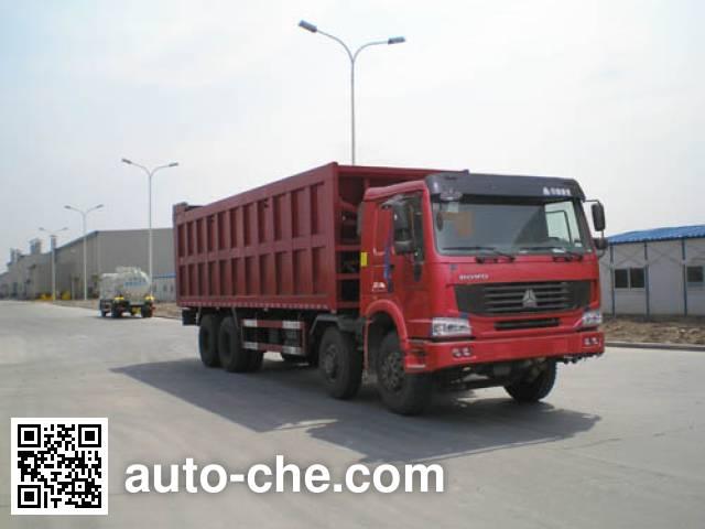 Qingzhuan QDZ5312ZDJZH46 docking garbage compactor truck
