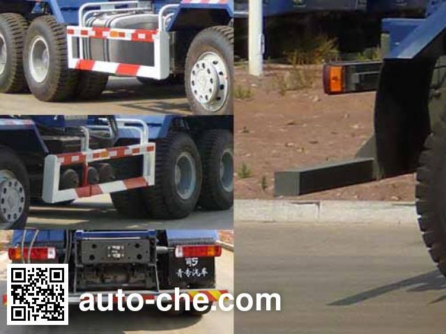 青专牌QDZ5314ZXXZHE1车厢可卸式垃圾车